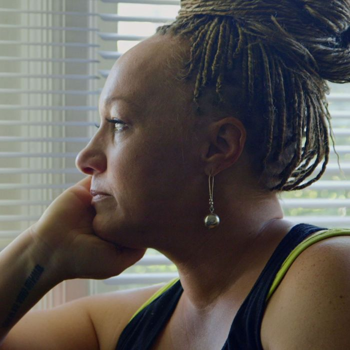 Rachel Dolezal in The Rachel Divide