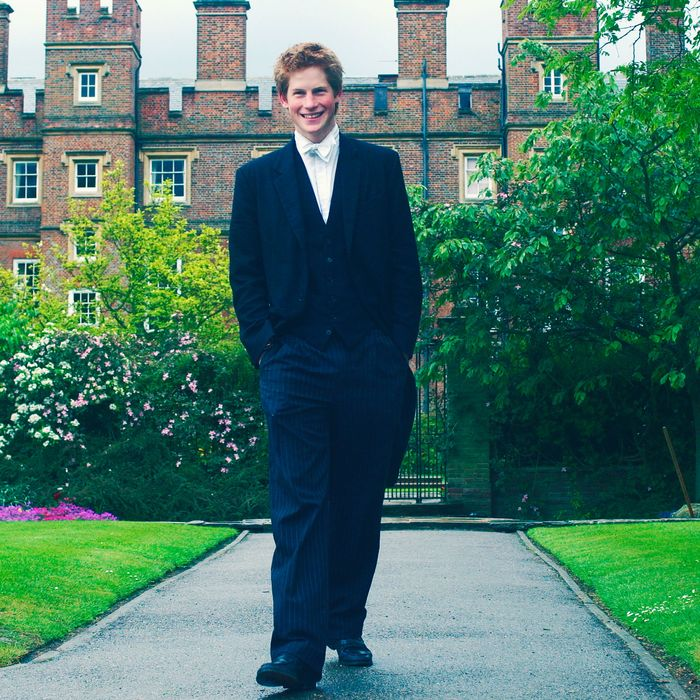 What Was It Like To Go To School With Prince Harry?