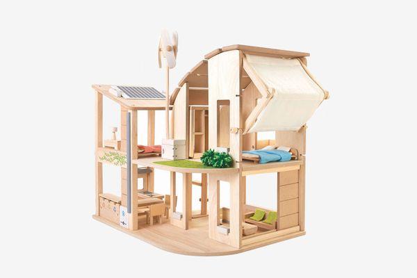 PlanToys The Green Dollhouse