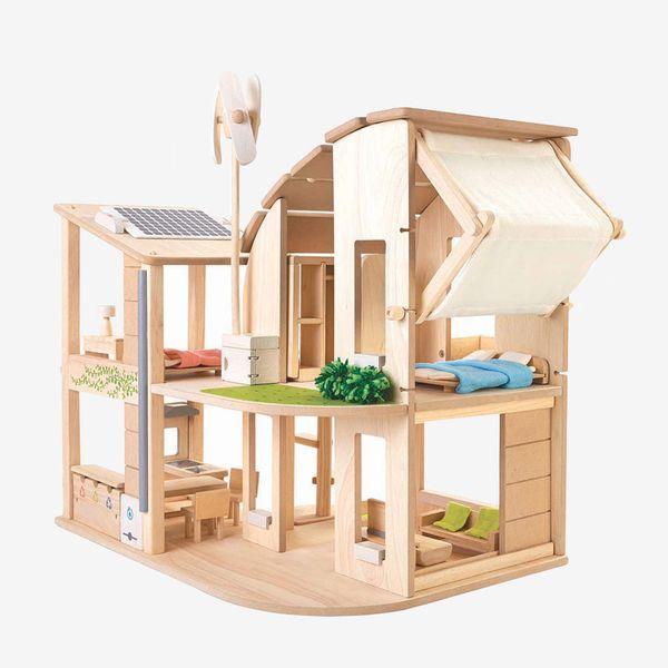 The Green Dollhouse