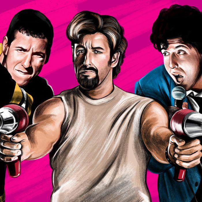 The Best Adam Sandler Movies Ranked