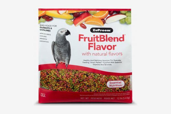 Zupreem Medium-Large Fruit Blend Diet