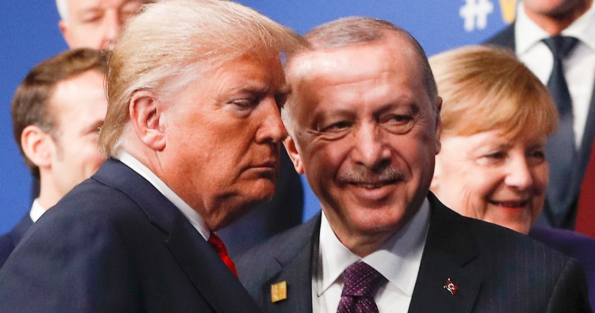 Trump Quashed Probe Into Crimes by Bank in Turkey, Which Is Paying Trump