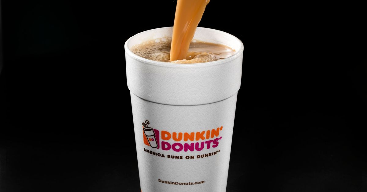 In Praise of Dunkin' Donuts Coffee
