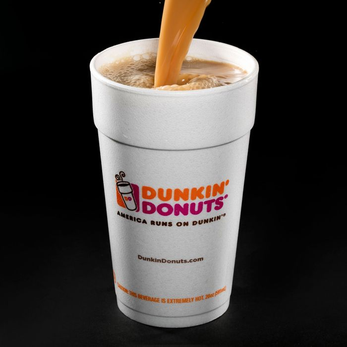 Best Iced Coffee To Get From Dunkin Donuts