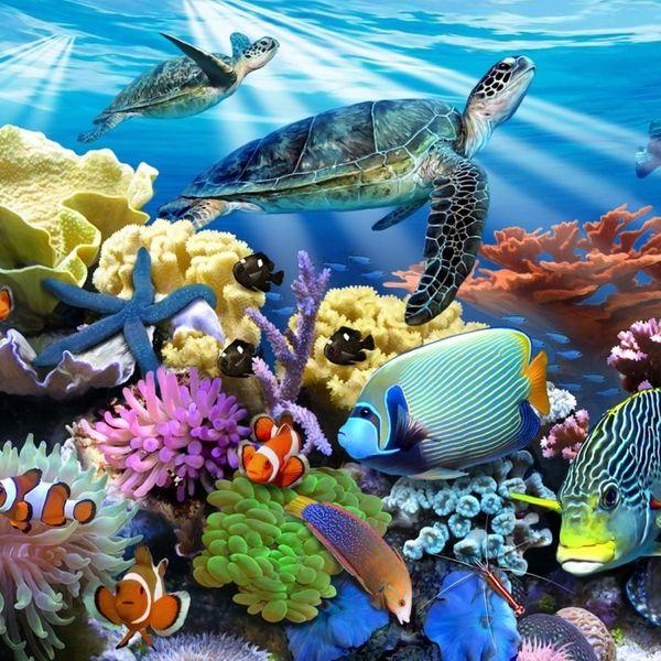 Ravensburger Ocean Turtles 200 Piece Puzzle