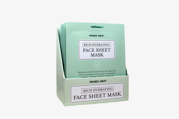 Trader Joe's Rich Hydrating Face Sheet Mask