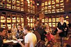 Unwind at the Library Bar at the NoMad.