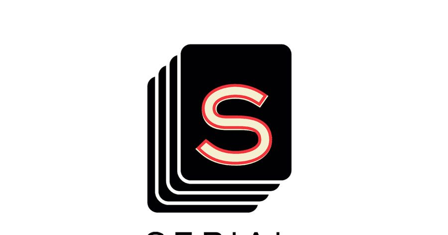 Image result for serial podcast logo