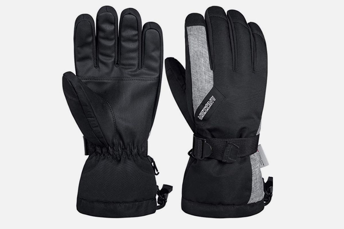 Leather gloves Woman/'s Leather Black winter Gloves Size S,M,XL Dress Gloves