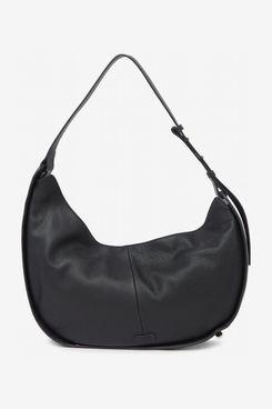 Vince Camuto Hayes Leather Shoulder Bag