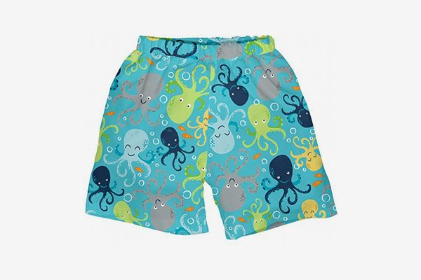 i play. Baby Boys Trunks with Built-In Reusable Swim Diaper