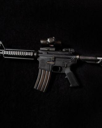 Semi Automatic Guns