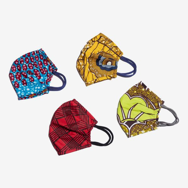 Oula Fabric Face Mask with Filter Pocket