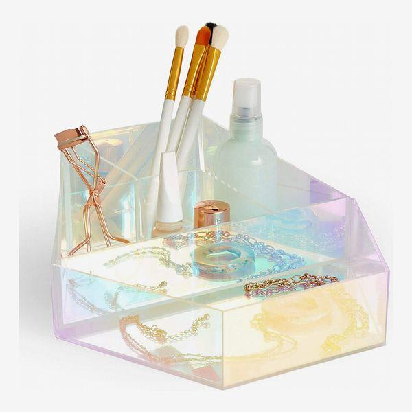 Beautify Acrylic Makeup Beauty Organiser