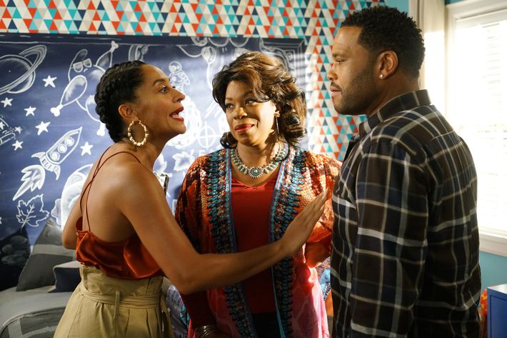 TRACEE ELLIS, LORRAINE TOUSSAINT, ANTHONY ANDERSON