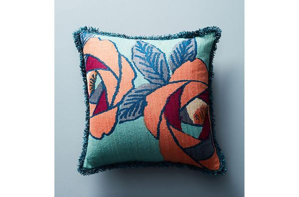 Sunworth silk pillow