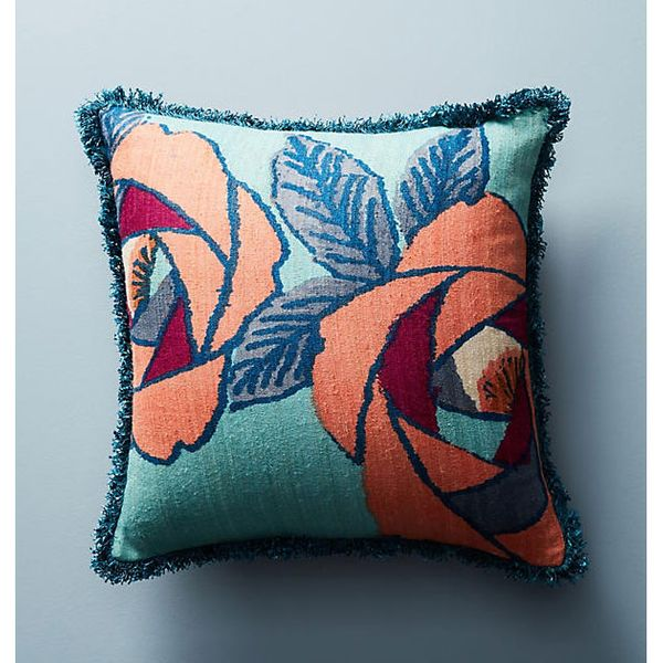 Sunworth silk pillow