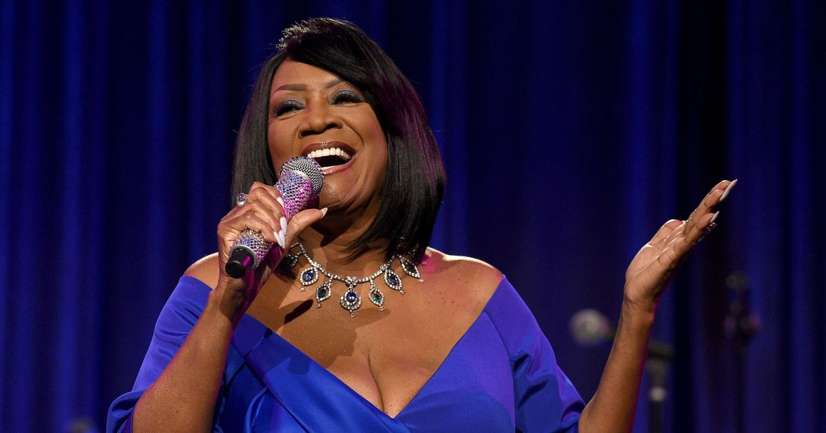 Patti labelle dating her drummer