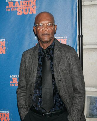 Samuel L. Jackson==Opening Night Arrivals for