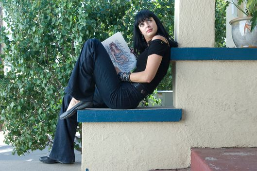 Jane Margolis (Krysten Ritter) - Breaking Bad - Season 2, Episode 7 - Photo Credit: Lewis Jacobs/AMC