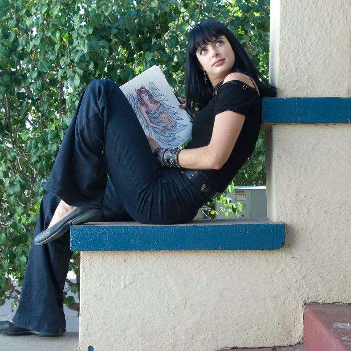 Jane Margolis (Krysten Ritter) - Breaking Bad - Season 2, Episode 7 - Photo Credit: Lewis Jacobs/AMC