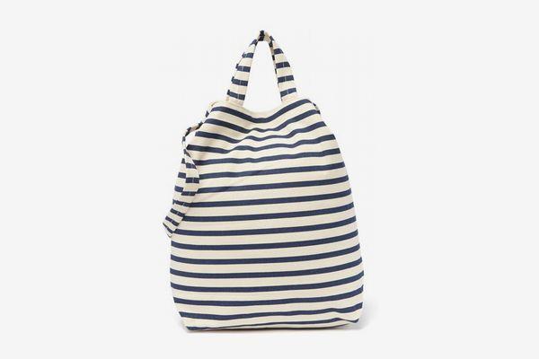 BAGGU Duck Bag, Sailor Stripe