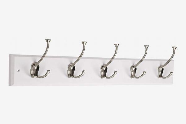 Liberty Hardware Hook Rail Coat Racks