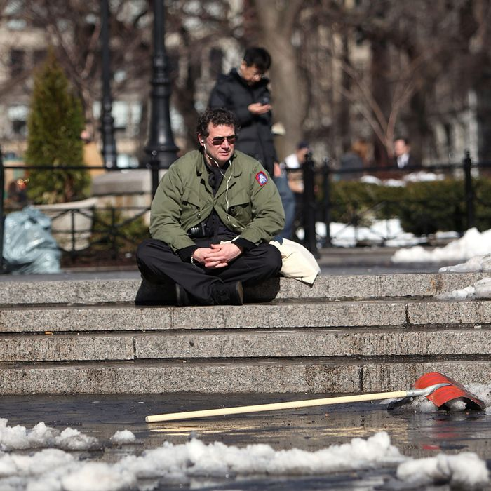 New York City Broke a More Than 120-Year Temperature Record