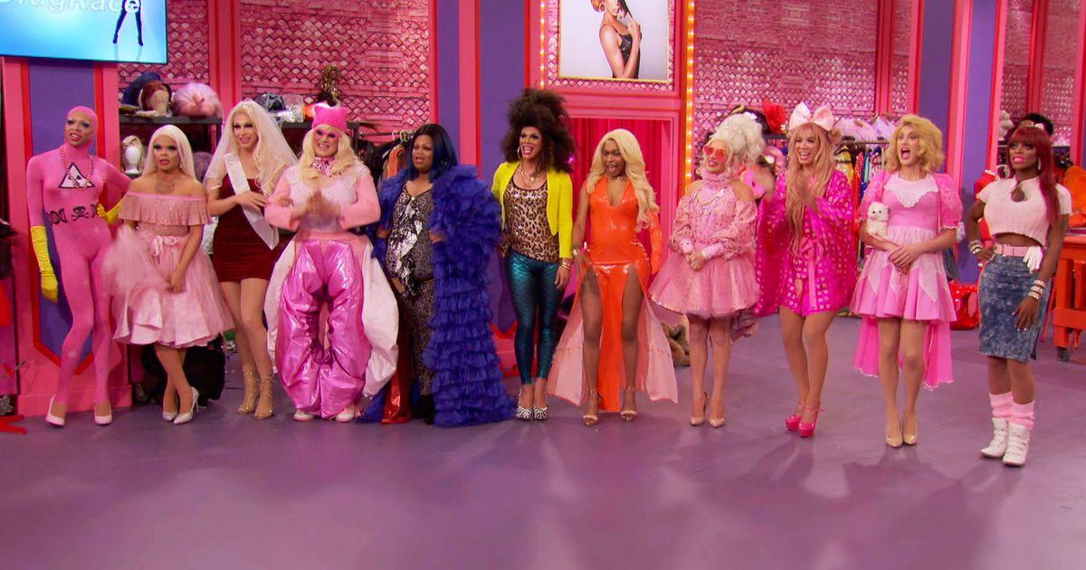 Rupaul S Drag Race Recap Season 11 Episode 5 Monster Ball