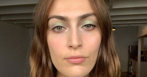 Everything You Need to Create the Perfect Mint-Green Eye