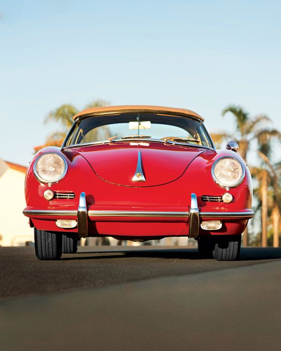 7108a1da4fc5 The vintage Porsche. Photo  Pawel Litwinski