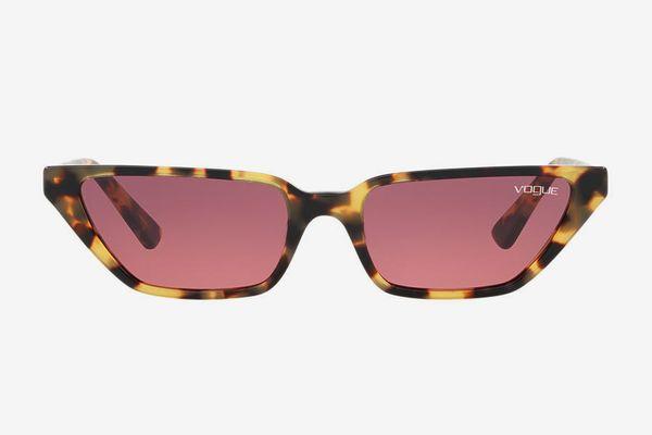 VOGUE x Gigi Hadid Cat Eye Sunglasses