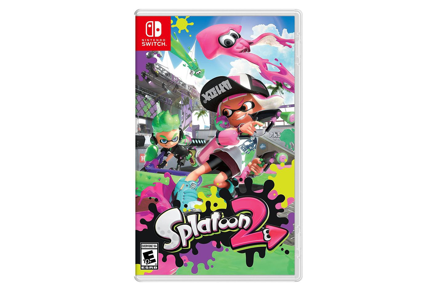 Splatoon 2 — Nintendo Switch