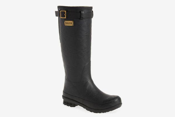 Pendleton Embossed Tall Rain Boots