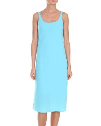 e3fc4d5bd105 Forgive the preach, but every woman's wardrobe should include a slip dress.  You'll need it during the summer, when it's too hot to do anything other  than ...
