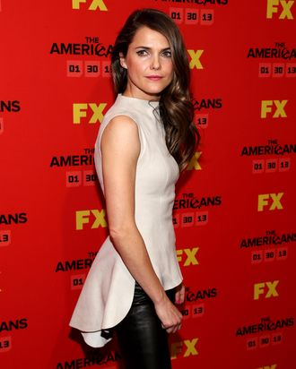 Actress Keri Russell attends FX's