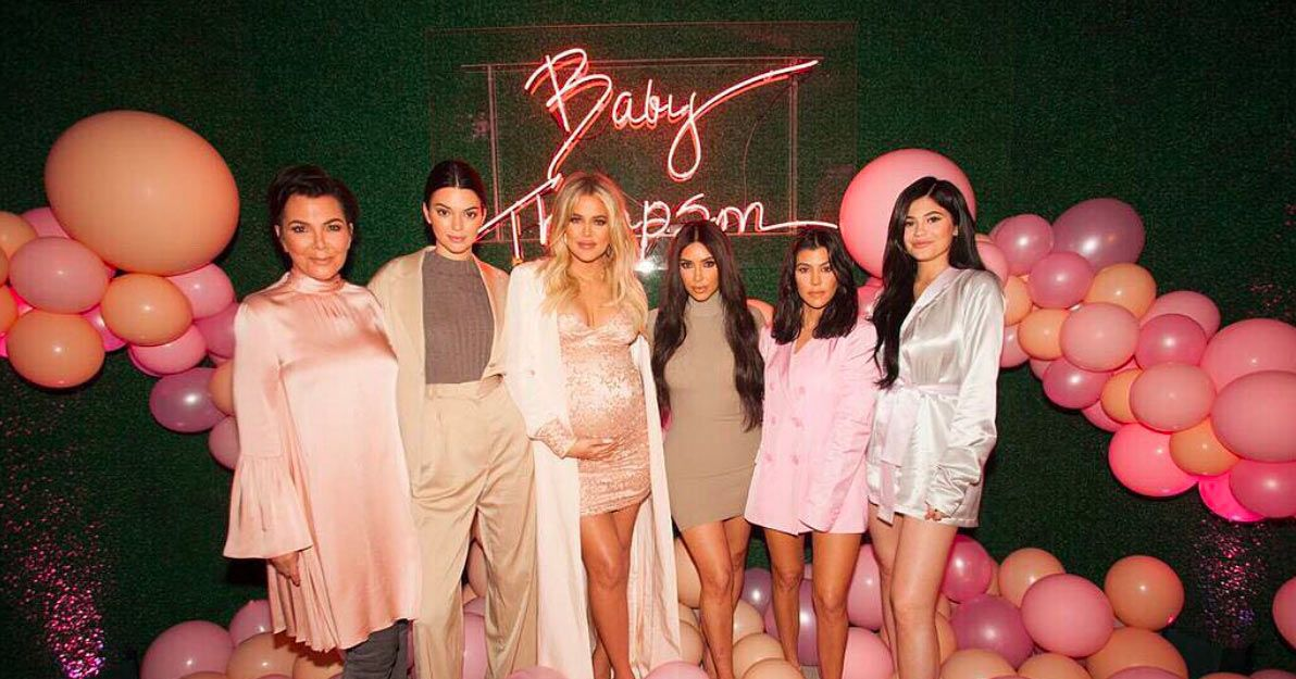 5c2b611bd42fd Khloé Kardashian Celebrates Extravagant Baby Shower