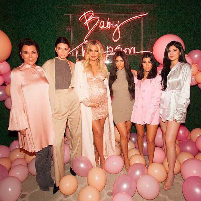 Khlo Kardashian Celebrates Extravagant Baby Shower