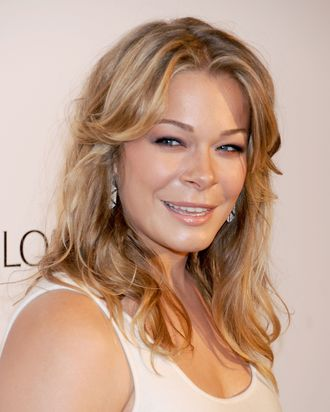 LOS ANGELES, CA - JULY 01: Singer LeAnn Rimes arrives at the Friend Movement Campaign benefit concert at the El Rey Theatre on July 1, 2013 in Los Angeles, California. (Photo by Gregg DeGuire/WireImage)