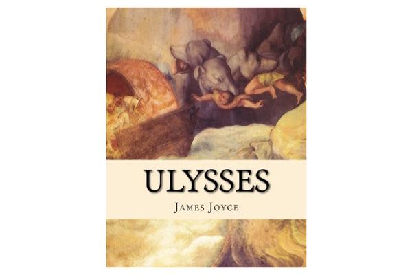 Ulysses, by James Joyce