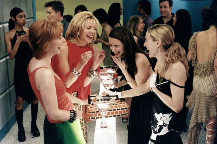 Image result for Miranda Hobbes with the girls