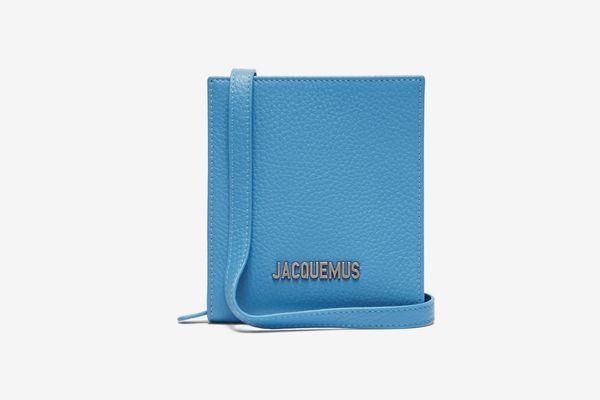 Jacquemus Le Gadjo XS Leather Cross-Body Bag