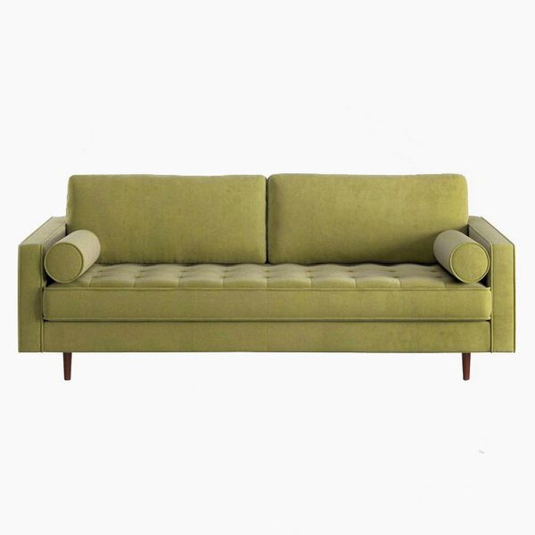 Derry Square Arm Sofa