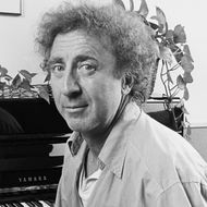 Actor Gene Wilder Portrait Session