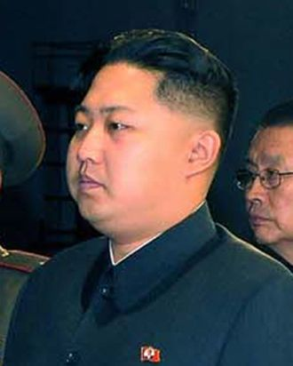 Kim Jong-un's haircut.