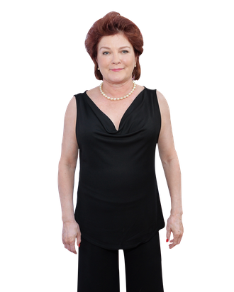 NORTH HOLLYWOOD, CA - JUNE 05: Actress Kate Mulgrew attends Netflix's Academy Panel