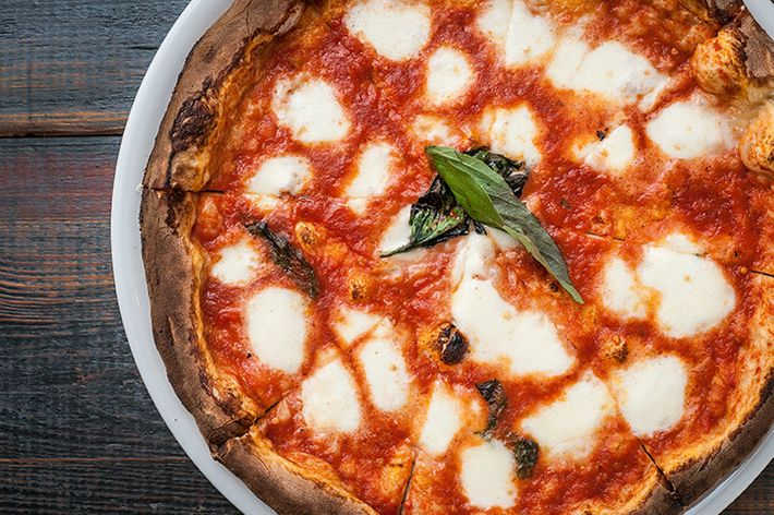 There's a new wood-burning oven at 145 Atlantic Avenue.
