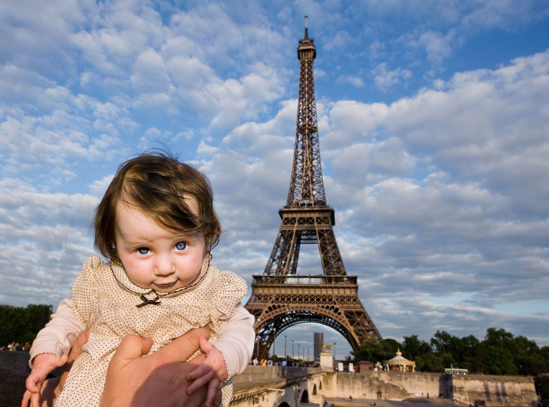 France Has More Babies Than Everybody in Europe Because of Day Care and Prussia