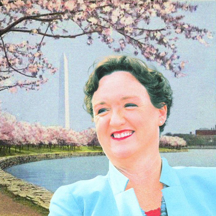 Representative Katie Porter.